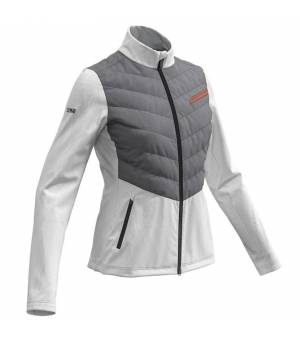 Colmar Ladies Down Jacket Steel Grey-White-Pearl Grey bunda