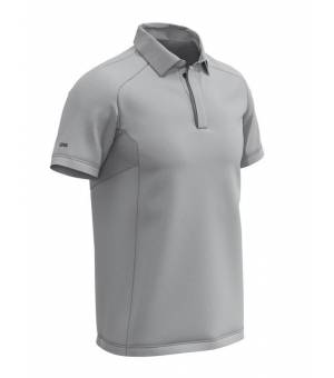 Colmar Mens Knitted Shirt Steel Grey tričko