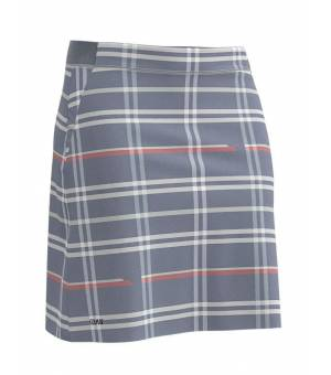 Colmar Ladies Skirt Duke - Foggy Dew-Red sukňa