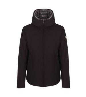Colmar Mens Water Repellent Wool Effect Jacket Black bunda