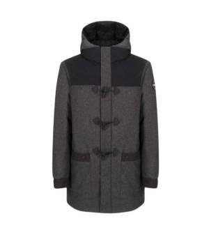 Colmar Montgomery Mens Down Jacket Charcoal bunda