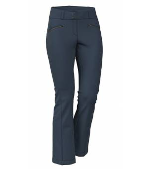 Colmar Softshell Ski Pants W Blue Black nohavice