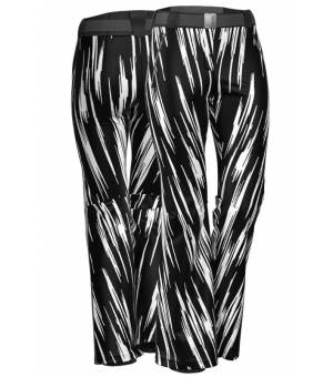 Colmar Moonlight Shadow Ski Pants Black and White nohavice