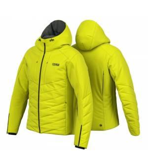 Colmar Wengen M Ski Jacket Lime-Blackboard bunda