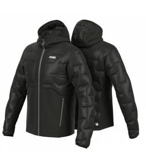 Colmar M Hybrid Outdoor Jacket Black bunda