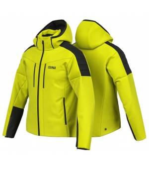 Colmar M Ski Jacket lime/black bunda