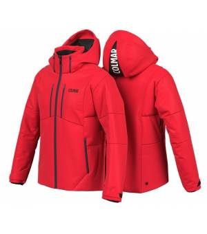 Colmar Whistler M Ski Jacket Bright Red bunda