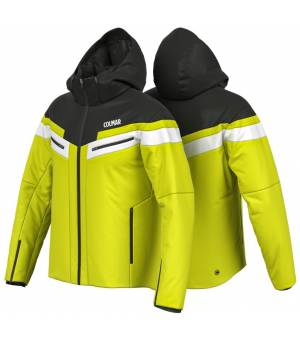 Colmar Golden Eagle M Ski Jacket lime/black/white bunda