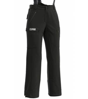 Colmar French National Team Salopettes W Pants Black nohavice