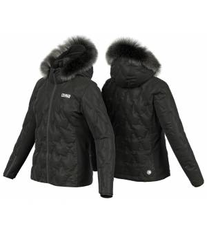 Colmar Down W Ski Jacket black/black bunda
