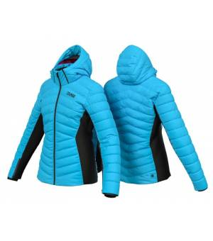 Colmar Ushuaia W Down Jacket Bay Blue bunda