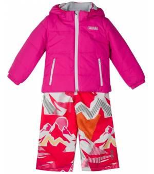 Colmar Girl Ski Suit 2 pcs Detská Súprava Bunda + Nohavice