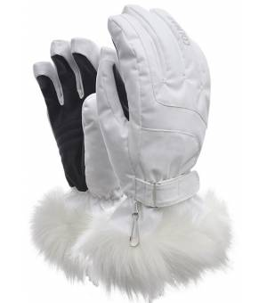Colmar W Ladies Ski Gloves Rukavice Biele