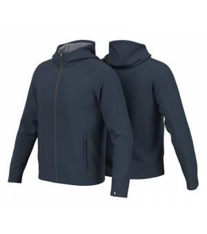 Colmar Tricot-Effect Ski Sweatshirt M Blue Black mikina