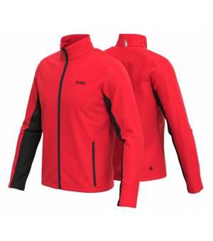 Colmar Full Zip Ski M Sweatshirt Bright Red mikina