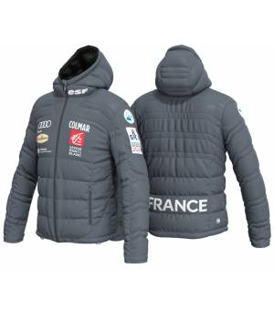 Colmar French National Team M Jacket titanium/black bunda