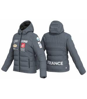 Colmar French National Team W Jacket titanium/black bunda