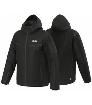 Colmar Schuss Mens Ski Jacket Black-Black bunda