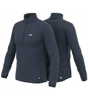 Colmar Mens Half Zip Tech Sweatshirt Blue mikina