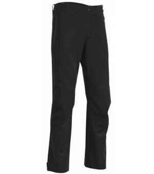 Colmar Mens Softshell Ski Pant With gaiter Black nohavice