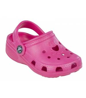 Coqui Big Frog Children's clogs Pink šľapky
