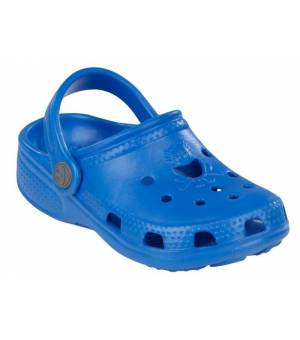 Coqui Big Frog Children's clogs Blue šľapky
