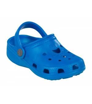 Coqui Big Frog-Children's Clogs šľapky modré