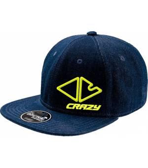 Crazy Idea Cap Bro Jeans šiltovka