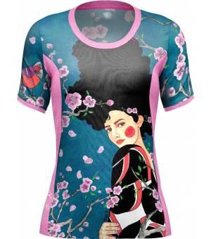 Crazy Idea Delta W T-Shirt Hulya Pesco tričko