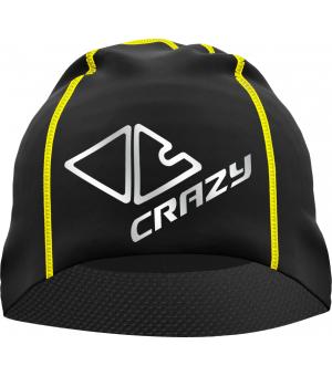 Crazy Idea Spire Thermo M Cap black/yellow čiapka