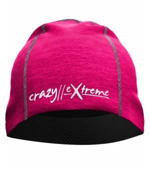 Crazy Idea Spire Thermo W Cap pink čiapka
