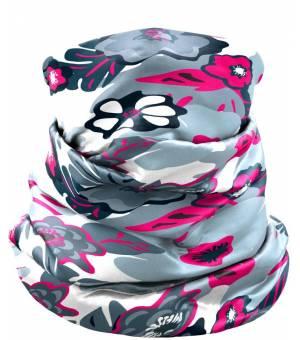 Crazy Idea Light Neck Gaiter pink/everbloom nákrčník