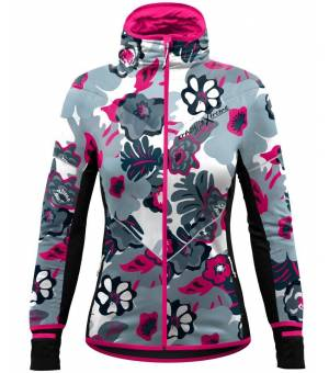 Crazy Idea Please W Jacket pink/everbloom bunda
