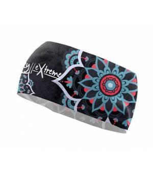 Crazy Idea Sharp Cut Band mandala čelenka