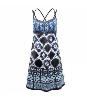 Crazy Idea Kimera W Dress shibori šaty