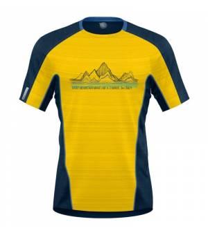 Crazy Idea Acceleration M T-Shirt sulfur tričko