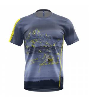 Crazy Idea Legend T-Shirt M patagonia gray tričko