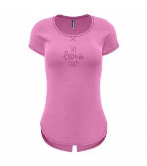 Crazy Idea Instinct W T-shirt blossom tričko