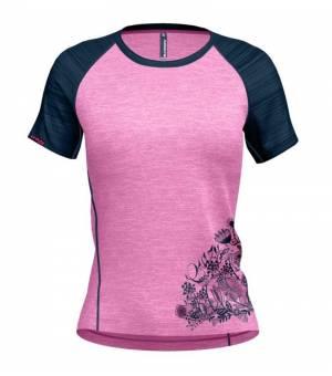 Crazy Idea Exit W T-Shirt blossom tričko