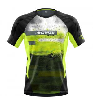 Crazy Idea Air M T-Shirt energy tričko
