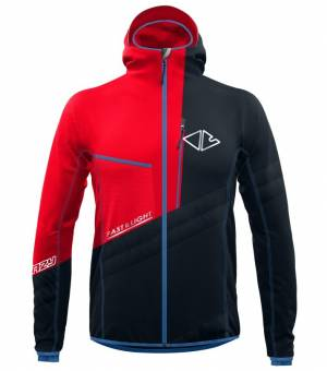 Crazy Idea Jacket Viper M Fire bunda