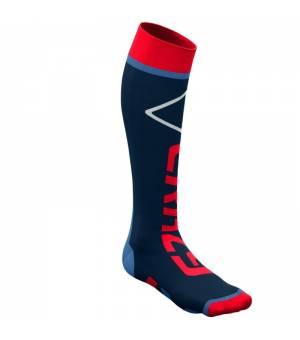 Crazy Idea Carbon Socks Fire ponožky