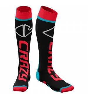 Crazy Idea Carbon Socks Lambada ponožky