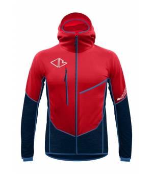 Crazy Idea Jacket Flame M Fire bunda