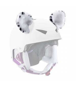 Crazy Ears Snow Leopard uši na prilbu