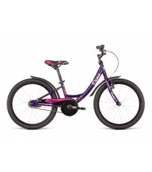 "Dema Aggy 20"" Violet-Pink Juniorský Bicykel 2020 Fialový"