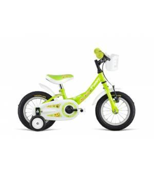 """Dema Funny 12"""" Green Detský Bicykel 2020 Zelený"""