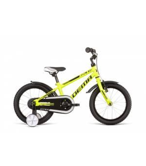 "Dema Rockie 16"" Yellow-Black Detský Bicykel 2020 Žltý"