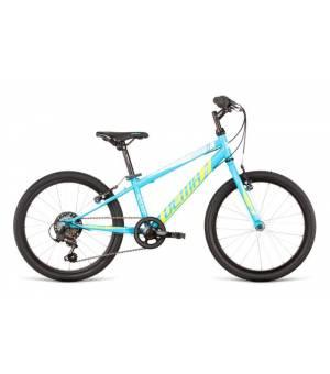 "Dema Rockie 20""RF Blue-Yellow Juniorský Bicykel 2020 Modrý"