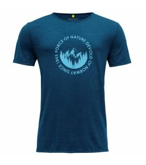 Devold Leira M T-Shirt skydiver tričko